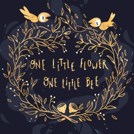 One Little Flower…